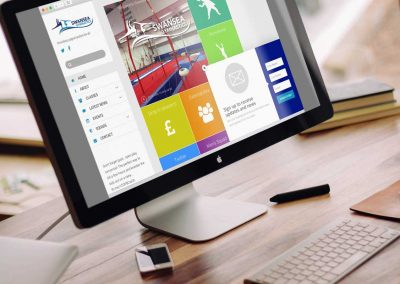 Swansea Gymnastics Centre Website